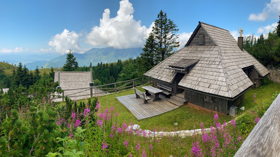 Cottage Zlatorog - Fairytale on Velika planina